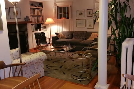 Room in Townhouse near Harvard and Charles River - Cambridge - Maison