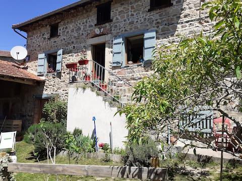 Chambre d'hôtes en Beaujolais
