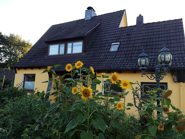 Ferienhaus in Nordholz bei Cuxhaven - Wurster Nordseeküste - บ้าน