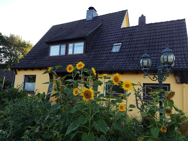 Ferienhaus in Nordholz bei Cuxhaven - Wurster Nordseeküste - Hus