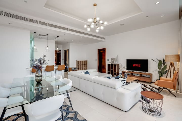 ★ Stunning Apartment w/ Beach Access at The Palm!