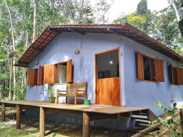 Casa de Dora Itacaré-BA - Casa Lilás