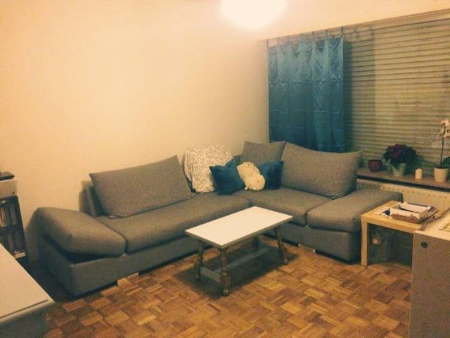 Lovely flat close to the train station - Luxembourg - Apartamento