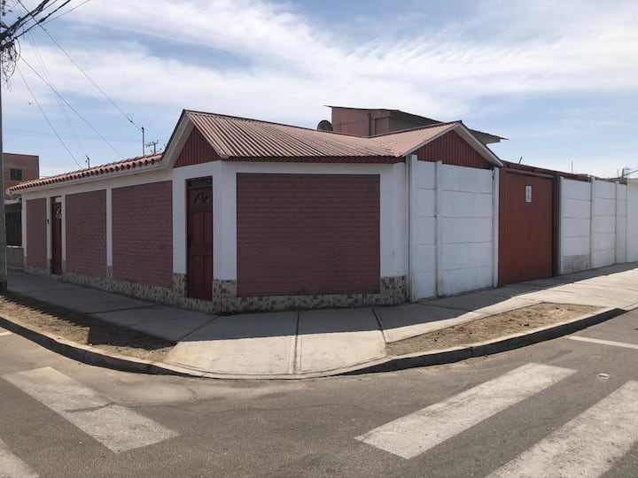 Casa Vacaciones Arica 2020
