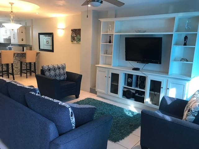 Fun & Secure Diego Martin Townhouse with Netflix