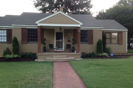 Charming mid-town neighborhood with great location - Memphis