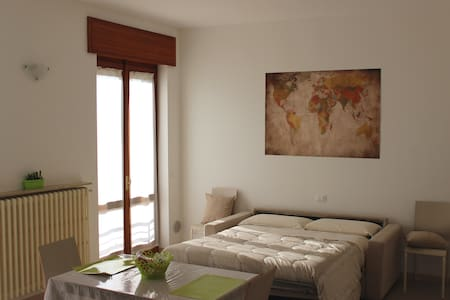 Wonderful Flat - Brusaporto - Apartment