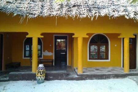 Ndoto Nungwi - Nungwi - Gästehaus
