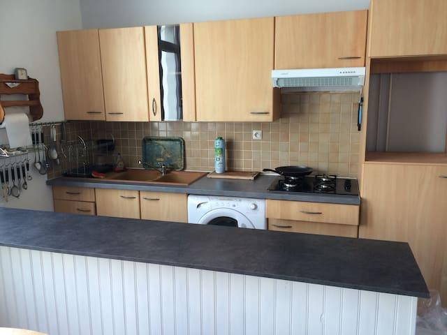 chambre rosendael dunkerque - Dunkerque - Apartamento