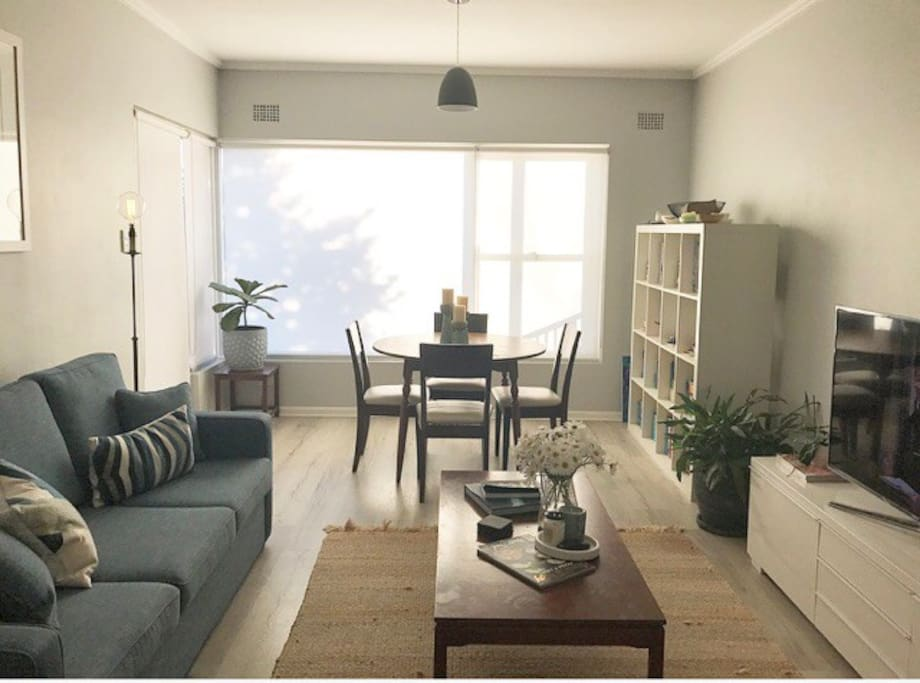 Living & Dining Space