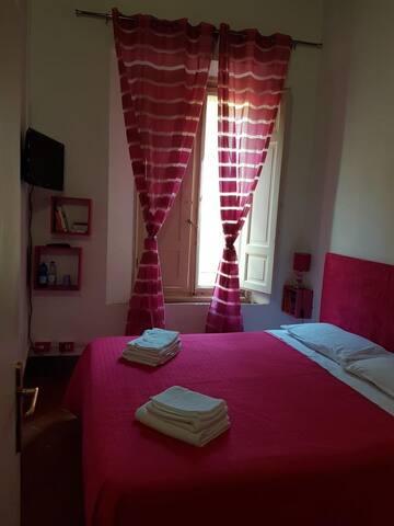 Camera e bagno privati Siena centro - Siena - Apartment
