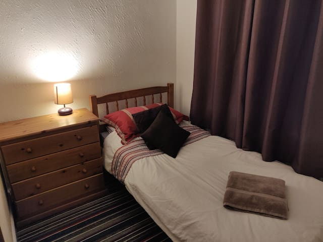 Comfy Single Room - Media City / Salford Royal