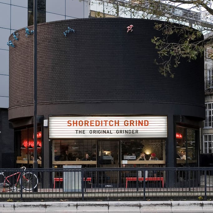 Photo of Shoreditch Grind in Islington