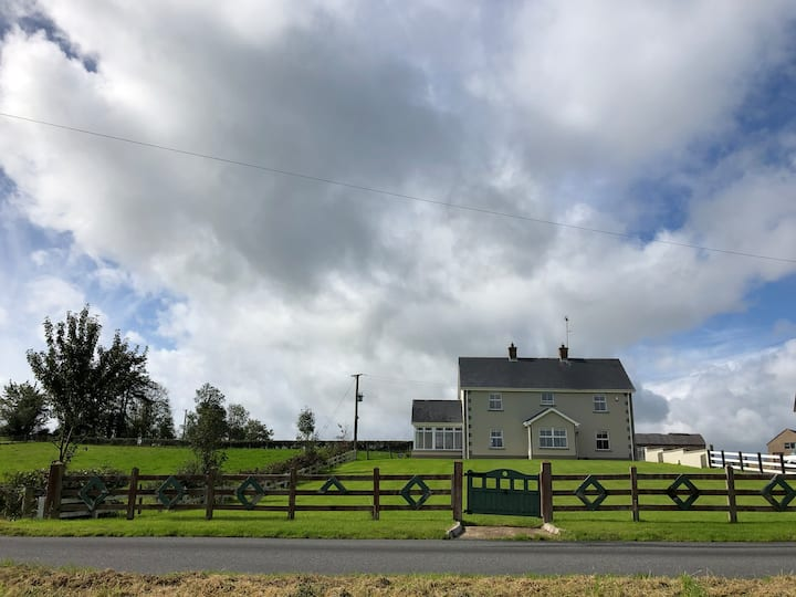 Corraglass House - close proximity to Cuilcagh