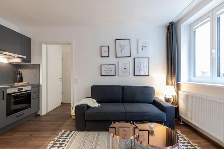 Brand New 2-Bedroom Apartment City Center - Athena