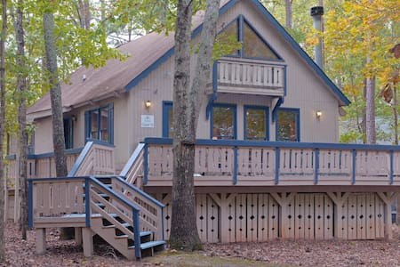 Pine Mountain Club Chalets - Offlake Three Bedroom #32 - Not Pet Friendly