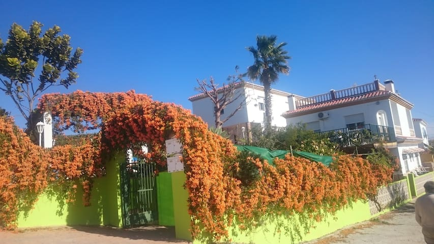 Stunning Seaviews private pool Benajarafe - Vélez-Málaga - Dům