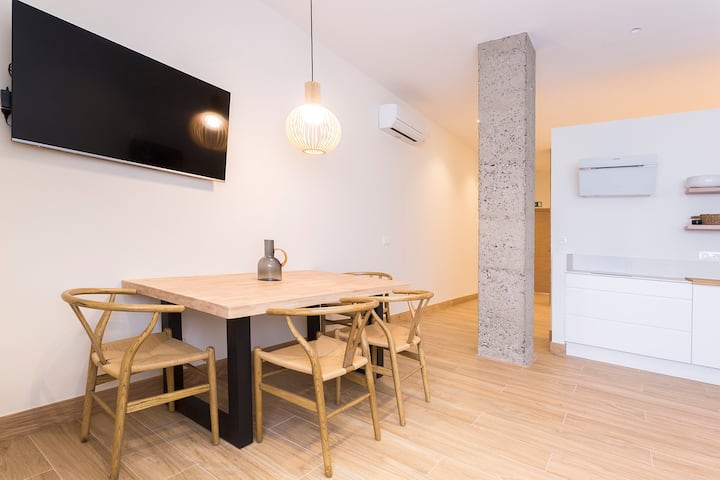 NEW Getaria Apartamentuak-Balentziaga HIRU-PARKING