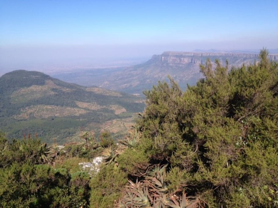 Things to do - View from Mariepskop
