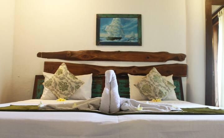 Villa surya abadi 1 canggu clasic room 1