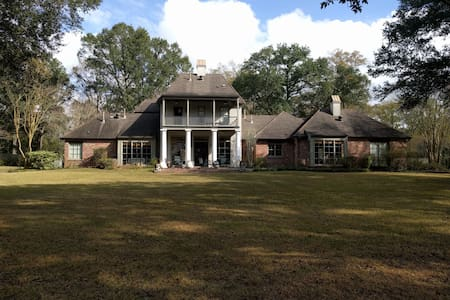 Four Acre Estate off Highland Road - Baton Rouge - Ház