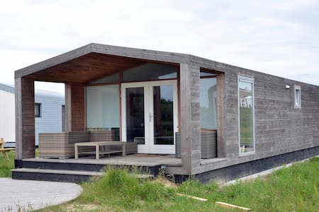 Amsterdam Beach — Tiny House EcoCabins TH50O