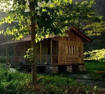 Kannan Valley Riverstay - Reshi - 小木屋