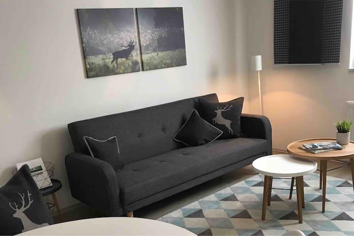 Lounge Apartment Munich Airport