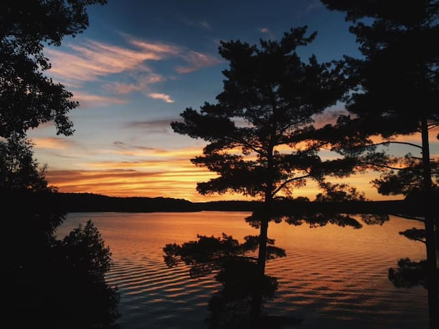 AMAZING VALUE! Muskoka Sunsets! Golfers paradise.