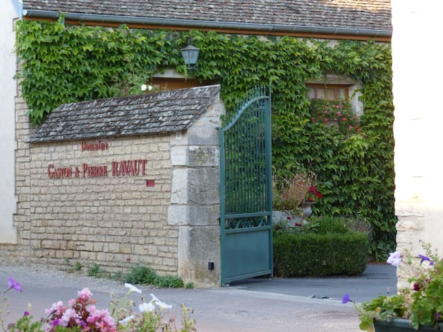 Le Gîte du Domaine - Ladoix-Serrigny - บ้าน