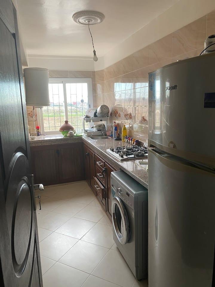 Appartement calme à Moin de 5 min de Sidi Bouzid