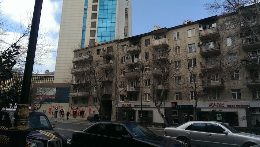 Izmir Apartment (Gray Studio)