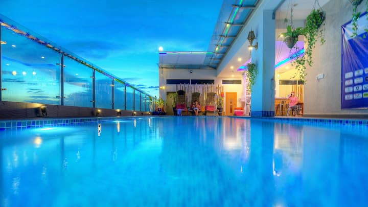 Orussey One Hotel & Apartment — Standard double