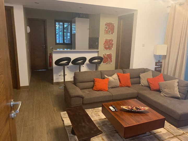 3Bedroom furnished apartment. Affordable Luxury