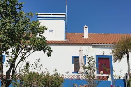 stranden van Melides, Santo André, Porto Covo - Grândola, Santa Margarida da Serra  - Rumah