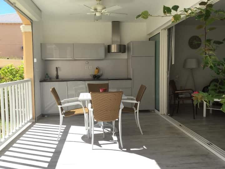 Appartement des Palmiers 1 Baie Nettlé
