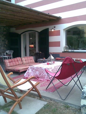 Nice Villa with garden near the sea - Rapallo - Villa