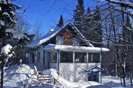 Ma cabane au Canada! - Saint-Adolphe-d'Howard