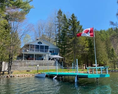 Fall & Winter SPECIALS Waterfront Cottage ,Spa etc