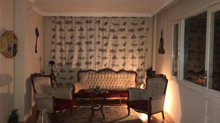 Bornova tranquility room