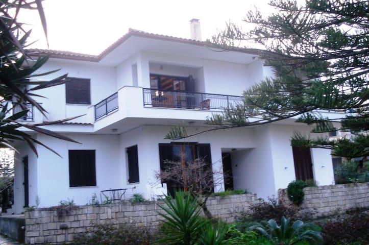 Ioulia-Tsilivi apartment - Planos - Appartement