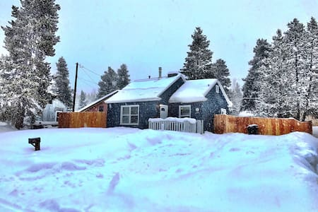 Cozy 1 BR/1BA tons of entertainment - Leadville - Hus