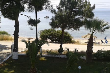 Big Apartment (30m from the beach) Chalkidiki - Halkidiki - Huoneisto