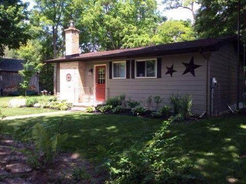 Bayfield Cottage