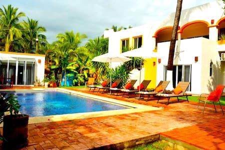 A private villa, your home away in paradise. - Bucerías - วิลล่า