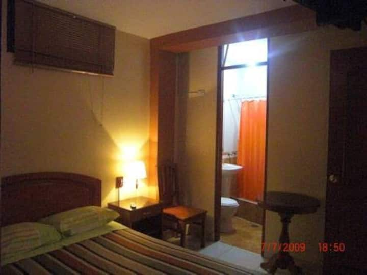 Habitación en Hotel Mediterraneo, como en casa.