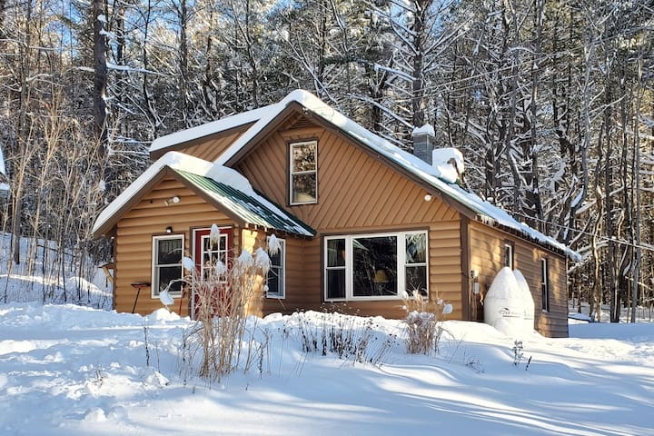 Witten's ADK Cabin: Message for wkly/monthly rates