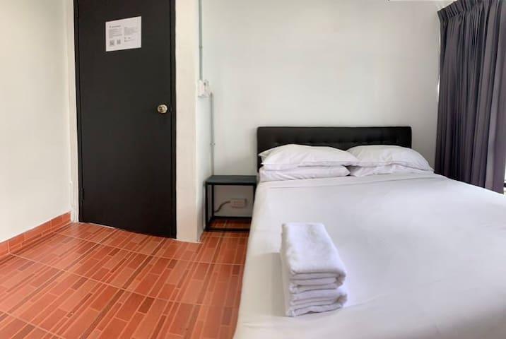 曼谷小清新独立单间,Bangkok Sukhumvit Road Fresh Apartment