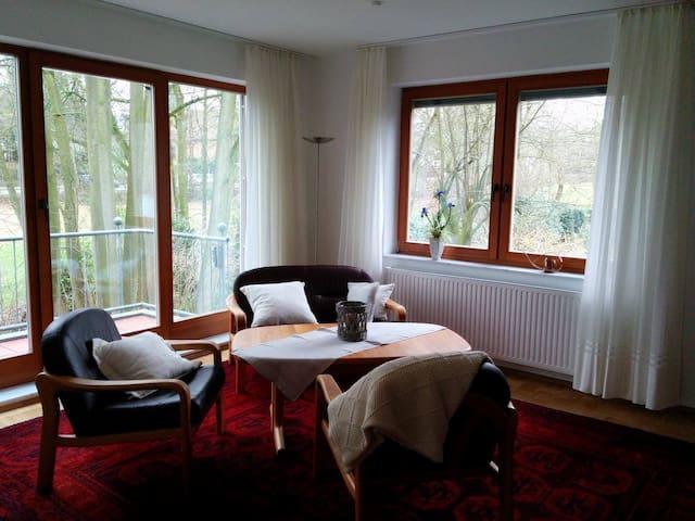Großzügige Ferienwohnung in OHZ - Osterholz-Scharmbeck - House