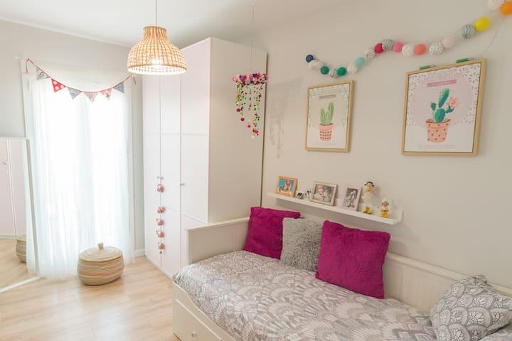 Dormitorio 2 - Actualmente dispone de cama doble